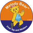 First Tap & Modern with Melody Bear logo