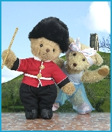 Melody Bear and the Grand Old Duke of York