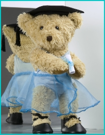 Foundation Tap & Modern with Melody Bear Graduation Ceremony