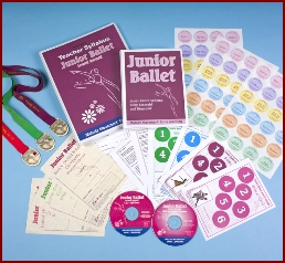 Jewel Ballet syllabus package