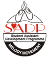 Student Assistant Development Programme logo in the Melody Movement programme