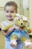 Melody Bear toddler dance class
