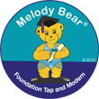 Foundation Tap & Modern with Melody Bear logo