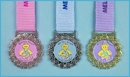 Melody Movement medals